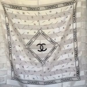 Vintage Chanel Scarf